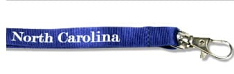 Imprinted Polyester Lanyards